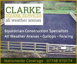 Clarke Equine Services 2021 (Shropshire Horse)